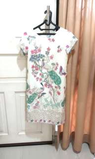 Dress batik merk Speckless size S