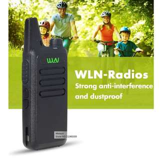 WLN KD-C1 two way radio UHF