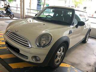 Cooper one r56