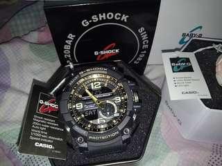 Casio G-Shock Mudmaster Series GA-1000 Khaki Watch Japan Movement OEM