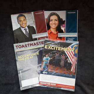 Take All Toastmasters International Guide to Public Speaking