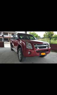 isuzu D-max 2013yrs manual 2.5cc 4x4