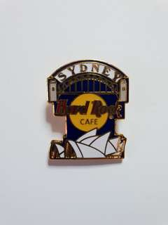 Sydney Hard Rock Cafe Pin, Collectible