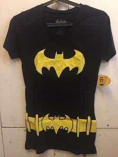 Batman Tshirt / costume for Ladies