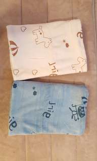 Cute & Soft Children Blankets / Towels