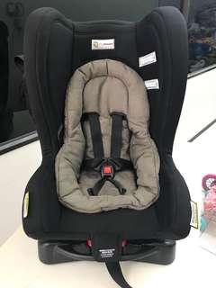InfaSecure Neon II 0-4 Convertible Car Seat