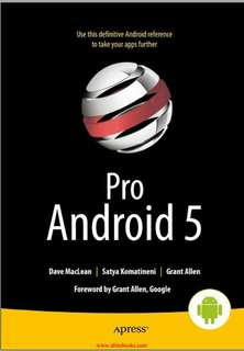 Ebook Pro Android 5