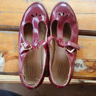 Flatshoes by Topshop