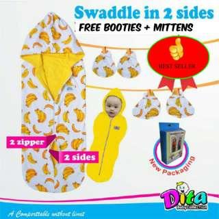 Swaddle Zipper
