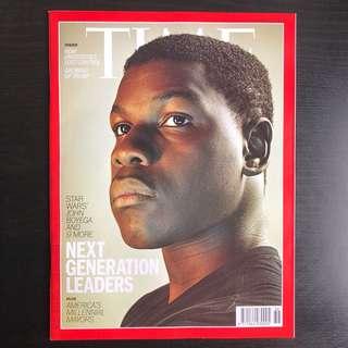 TIME magazine - Next Generation Leaders