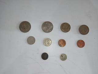 Old Coin x 10