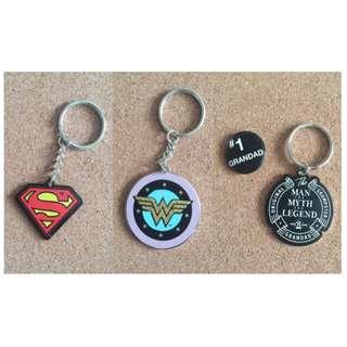 Typo Key Ring / Key Chain (Special Design)