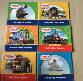 The Thomas TV Series