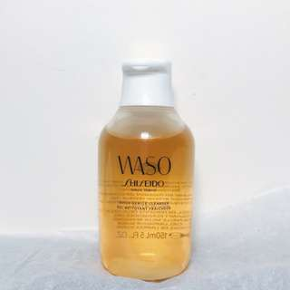 [NEW] WASO Shiseido Quick Gentle Cleanser