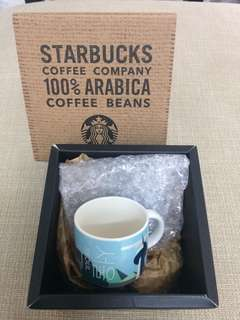 Starbucks Korea Seoul Giftbox Cup