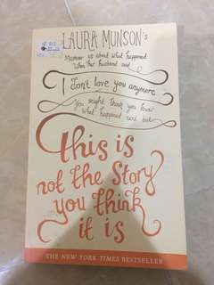 Non-fiction Story book