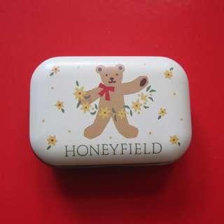 Honeyfield 熊仔 小鐡盒 (1995年)