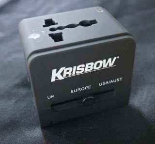 Krisbow colokan universal