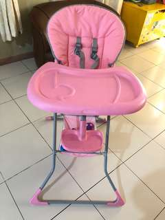 PL Baby Co Highchair