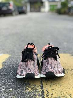 Nmd R1 Black Pink Limited