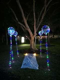 Proposal led balloon