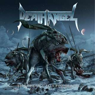 Death Angel - The Dream Calls For Blood CD