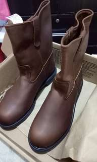 Original Red Wing Steel Toed Boots