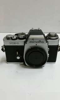 Minolta XE-1 body...gd working