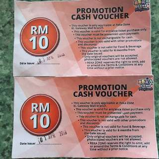 *Free Gift* Purchase min. RM30 Get this For Free!