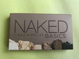 Brand New Urban Decay Naked Basics Eyeshadow Palette