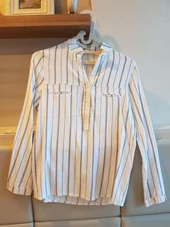 Stripes top size S