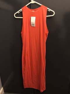 Coral Kookai dress size 2