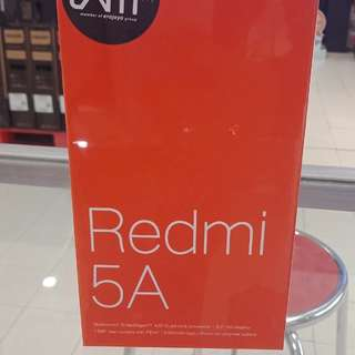 Redmi 5A cicilan tanpa kartu kredit