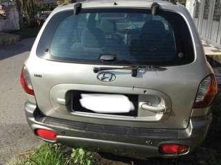 Hyundai Sante fei