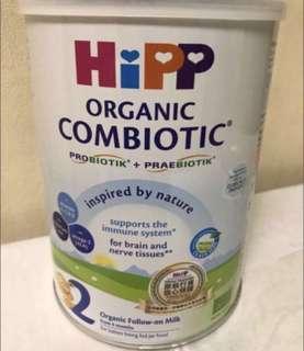 Hipp 2號奶粉 350g 喜寶