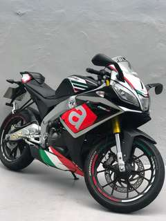 Used Aprilia RS4125 For Sale!! COE Expiry Date: 26 June 2026
