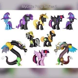 MY Little Pony Funko Series 2 Blind Box