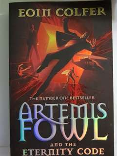 Artemis Fowl and The Eternity Code Eoin Colfer