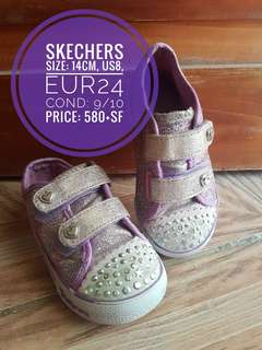 Auth. Skechers twinkletoes
