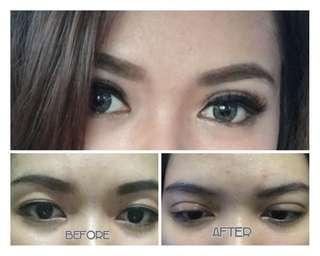 Dicari model double eyelid