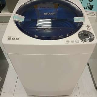 Mesin Cuci Sharp ESM805PWB