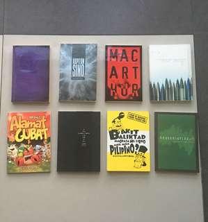 Bundle: 8 Bob Ong Titles