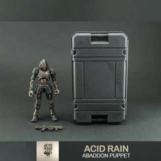 Acid Rain Abaddon Puppet