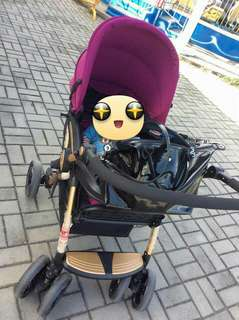 Baby 1st stroller and baby gym package (++ FREE DUYAN)