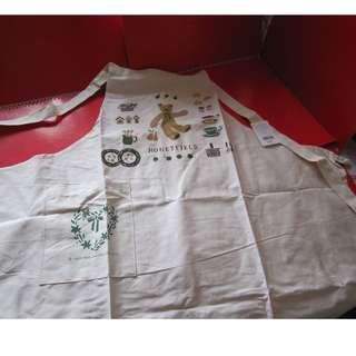 Honeyfield 熊仔 麻質圍裙 (1995年)