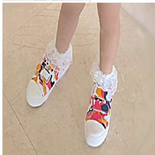 PHY1001 - (SALE) New Camouflage Canvas Boys Girls Sneakers Casual Shoes