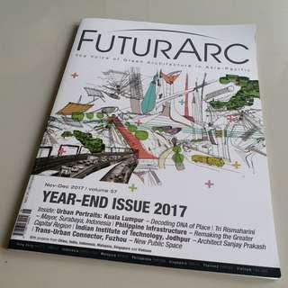 Free Postage! FuturArc: Nov-Dec'17 (Vol.57)