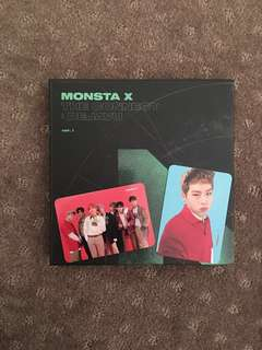 Monsta X The Connect Ver I