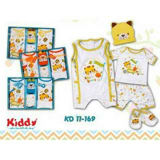 Perlengkapan Bayi Baru Lahir/Newborn Package/Baby Gift Set Happy Cat