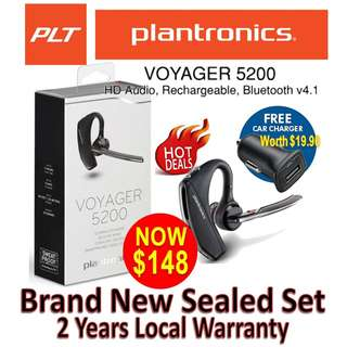 Plantronics Voyager 5200 (2years local warranty)